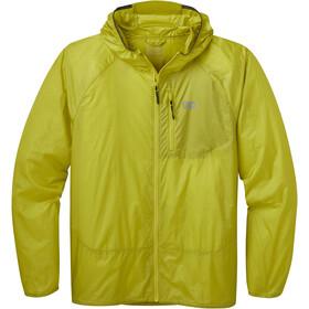 Outdoor Research Helium Wind Hoodie Men, amarillo